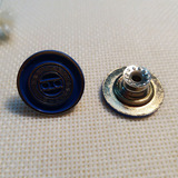 KZT--HJNK029 Metal button  Jeans button  Moving button brass button for Garment Bags