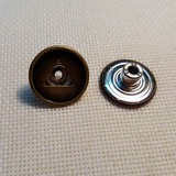 KZT--TNK010Metal button  Jeans button Shank button brass button for denim clothing  ,Bags