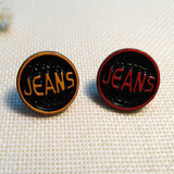 KZT--HJNK024 Metal button  Jeans button  Moving button brass button for Garment Bags