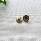 TTZD09 ashion  hot sale brass rivet for bag/accessories